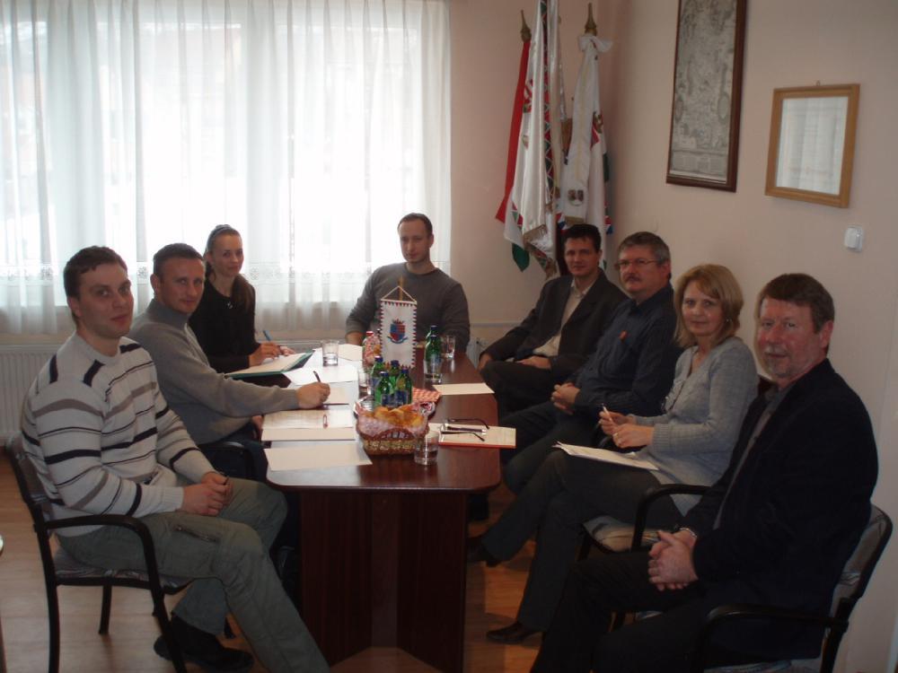 1. pracovné stretnutie - 14.12.2012