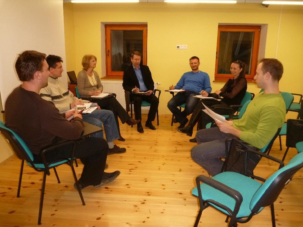 3. pracovné stretnutie - 06.02.2013