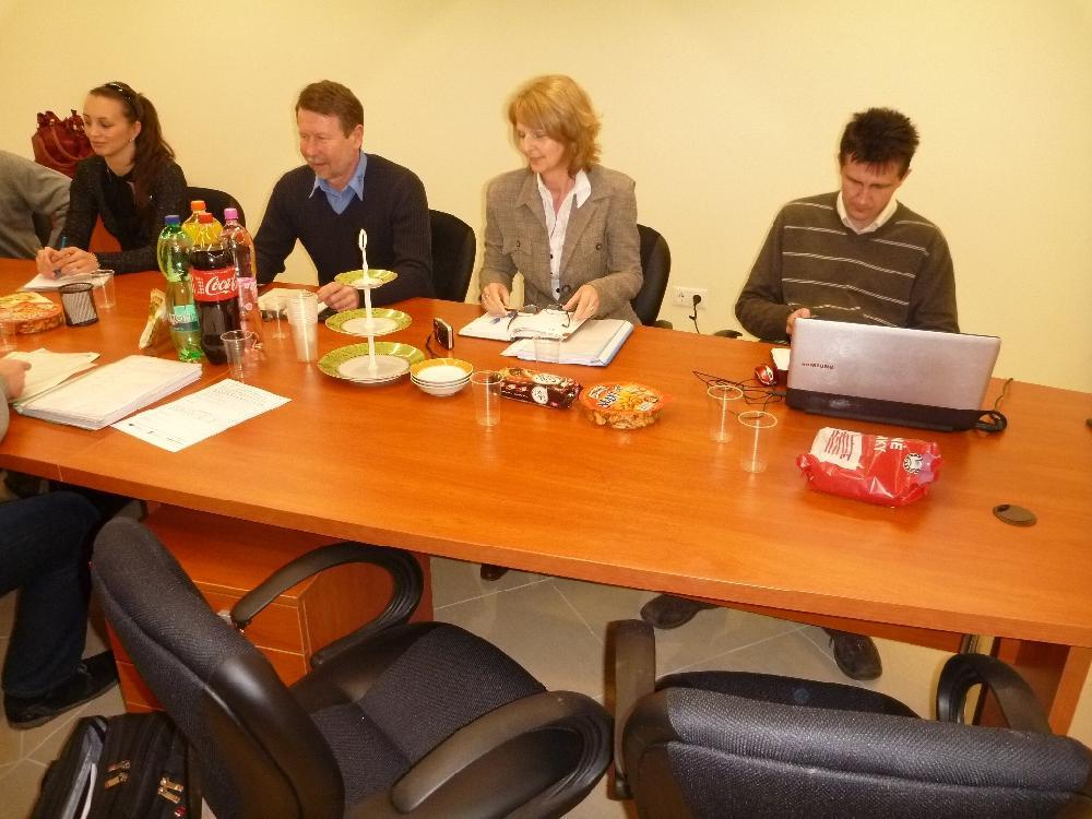4. pracovné stretnutie - 13.02.2013